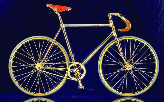 10 chiếc xe đạp có giá ngang ô tô hạng sang - Ảnh 6.