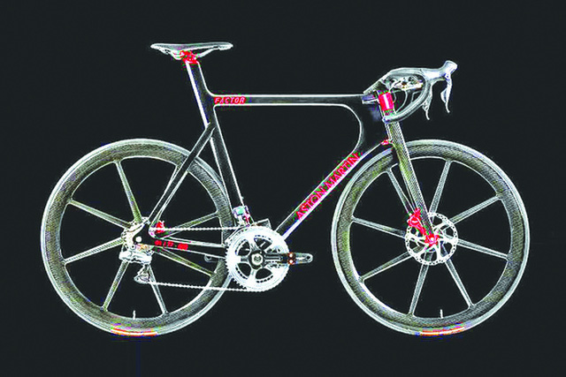 10 chiếc xe đạp có giá ngang ô tô hạng sang - Ảnh 9.
