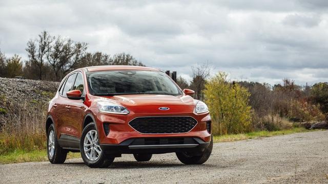 Đánh giá Ford Escape 2020 sắp bán tại Việt Nam: Thừa sức vươn lên Honda CR-V nếu giá tốt
