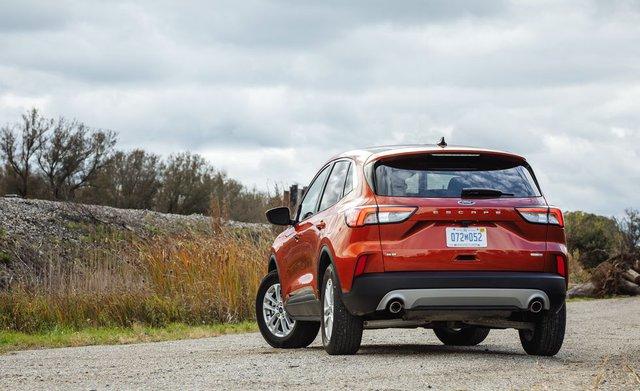 Đánh giá Ford Escape 2020 sắp bán tại Việt Nam: Thừa sức vươn lên Honda CR-V nếu giá tốt - Ảnh 4.