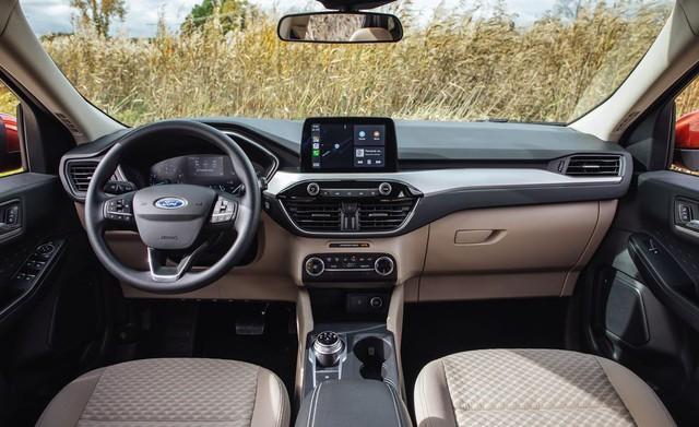 Đánh giá Ford Escape 2020 sắp bán tại Việt Nam: Thừa sức vươn lên Honda CR-V nếu giá tốt - Ảnh 16.