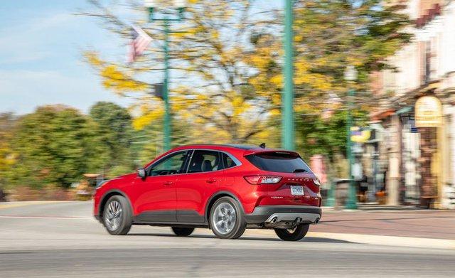 Đánh giá Ford Escape 2020 sắp bán tại Việt Nam: Thừa sức vươn lên Honda CR-V nếu giá tốt - Ảnh 9.
