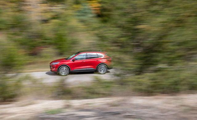 Đánh giá Ford Escape 2020 sắp bán tại Việt Nam: Thừa sức vươn lên Honda CR-V nếu giá tốt - Ảnh 7.