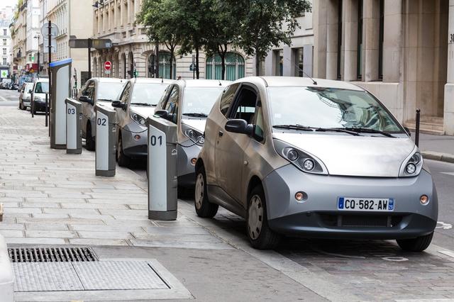 5 xu hướng của ngành công nghiệp ô tô trong tương lai - Ảnh 1.