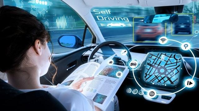 5 xu hướng của ngành công nghiệp ô tô trong tương lai - Ảnh 2.