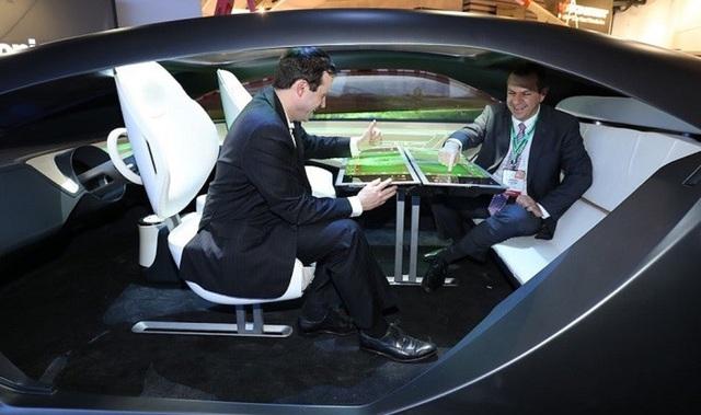 5 xu hướng của ngành công nghiệp ô tô trong tương lai - Ảnh 5.