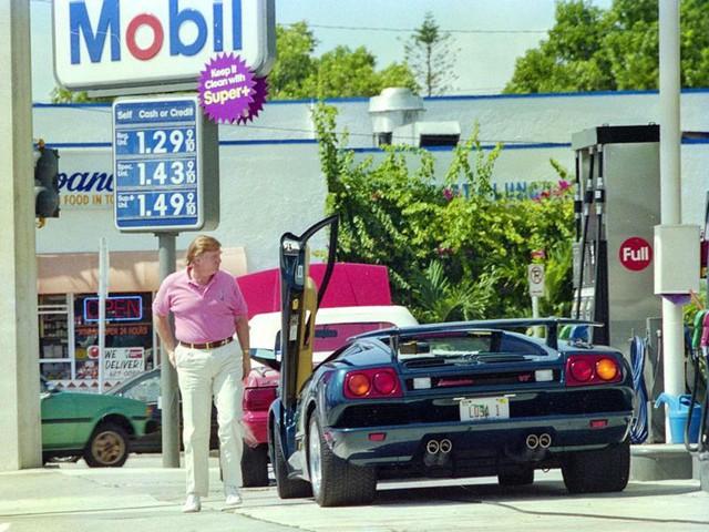 Tổng thống Donald Trump từng sở hữu siêu xe nào? - Ảnh 5.