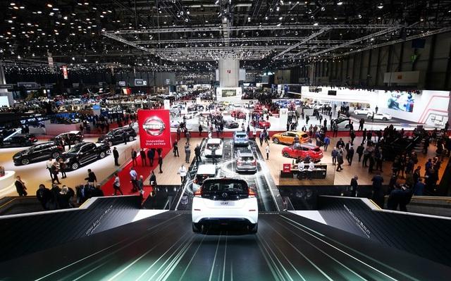 5 xu hướng của ngành công nghiệp ô tô trong tương lai - Ảnh 6.