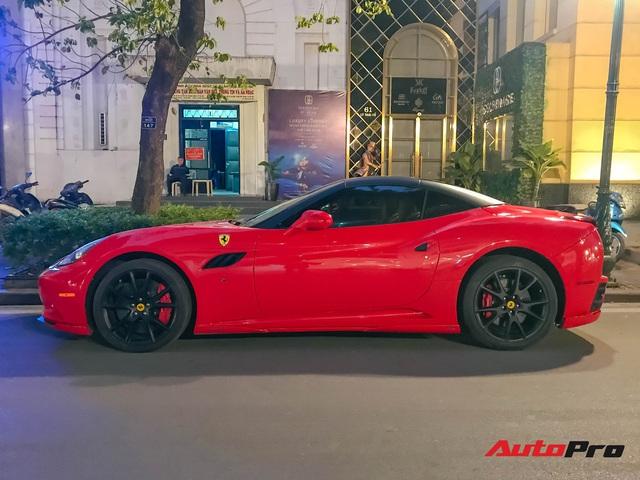 Ferrari California độ độc nhất Việt Nam bất ngờ ra phố đón Tết sau một thời gian dài ở ẩn - Ảnh 3.