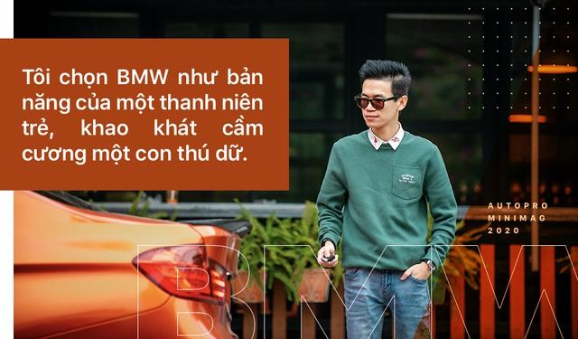 """Chủ xe giải oan: """"Chơi BMW, tôi dần hiểu vì sao các Bimmer phải thân với các garage sửa xe"""" - Ảnh 2."""