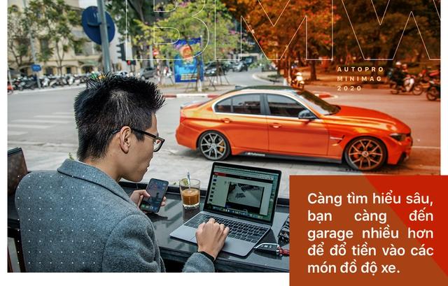 """Chủ xe giải oan: """"Chơi BMW, tôi dần hiểu vì sao các Bimmer phải thân với các garage sửa xe"""" - Ảnh 7."""