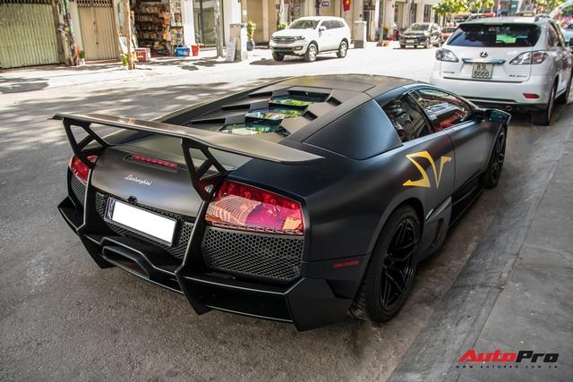 Lamborghini Murcielago SV độc nhất Việt Nam với lai lịch thú vị xuất hiện trên phố Sài Gòn dịp Tết - Ảnh 3.
