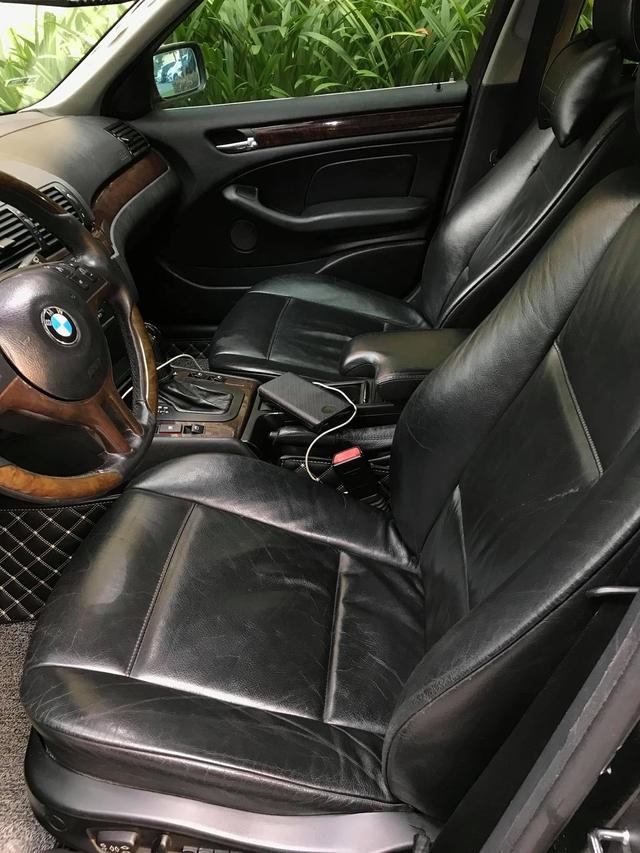 Rao bán BMW 325i giá 320 triệu, chủ nhân tiết lộ đã mất tới 400 triệu để mua và hoàn thiện xe - Ảnh 4.