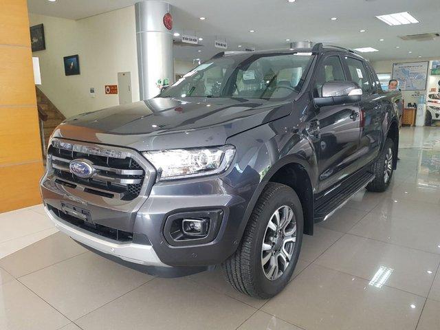 Ford Ranger Wildtrak 2020 đầu tiên về Việt Nam, phiên bản cũ giảm giá tới 80 triệu đồng - Ảnh 5.