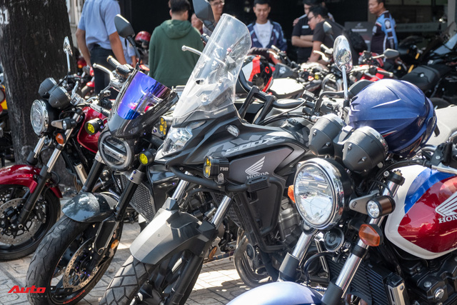 Biker Sài Gòn mang xe đua Honda RC51 SP2 độc nhất Việt Nam tham gia cuộc thi mô tô độ - Ảnh 7.