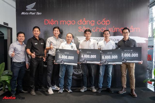 Biker Sài Gòn mang xe đua Honda RC51 SP2 độc nhất Việt Nam tham gia cuộc thi mô tô độ - Ảnh 2.