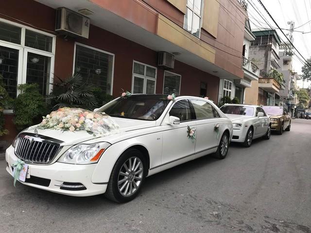 Xe sang và siêu sang hàng hiếm biển đẹp giá chục tỷ quy tụ tại đám cưới đình đám Quảng Ninh - Ảnh 1.