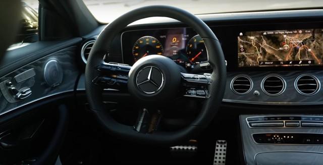 Mercedes-Benz E-Class facelift vừa ra mắt Việt Nam thì thế hệ mới đã lộ diện và sắp trình làng thế giới - Ảnh 4.