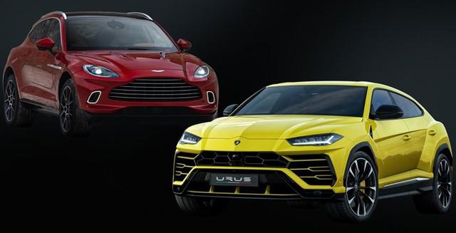 Aston Martin DBX sắp về Việt Nam - SUV mang động cơ siêu xe, giá từ gần 20 tỷ đồng ngang Lamborghini Urus - Ảnh 2.