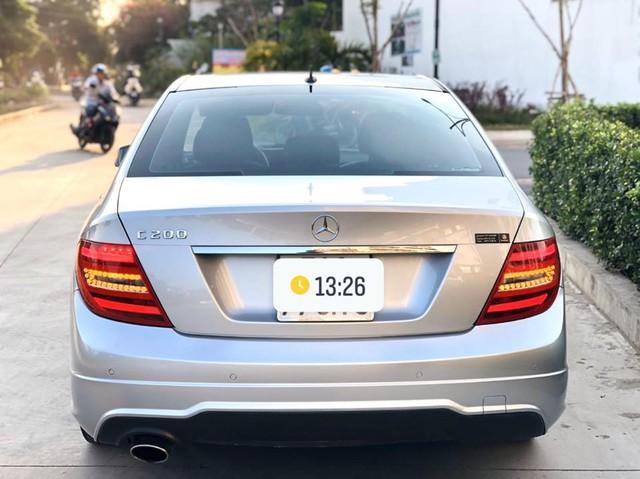 Chạy chưa tới 7.000 km/năm, Mercedes-Benz C200 2011 giữ giá cao ngang Mazda3 2019 đập hộp - Ảnh 2.