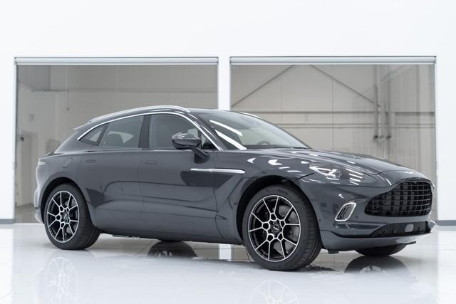 Aston Martin DBX sắp về Việt Nam - SUV mang động cơ siêu xe, giá từ gần 20 tỷ đồng ngang Lamborghini Urus - Ảnh 1.