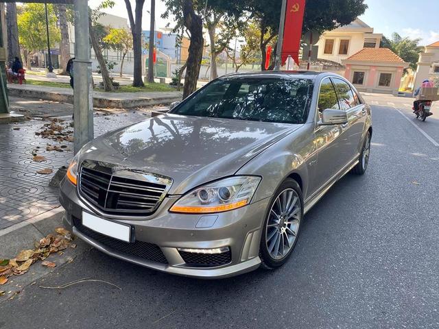 Bỏ 200 triệu độ S63 AMG, đại gia Sài Gòn bán Mercedes-Benz S-Class với giá rẻ hơn Toyota Altis mua mới - Ảnh 1.