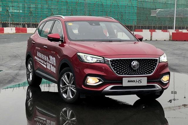 Hãng xe Trung Quốc chơi lớn ở Việt Nam năm nay: Gốc Anh, lắp tại ASEAN để được miễn thuế, có thể bán cả ô tô điện - Ảnh 3.