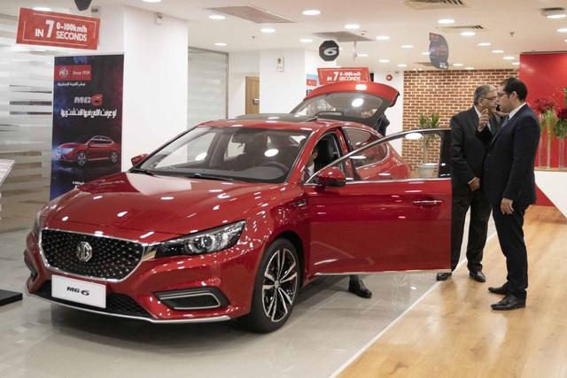 Hãng xe Trung Quốc chơi lớn ở Việt Nam năm nay: Gốc Anh, lắp tại ASEAN để được miễn thuế, có thể bán cả ô tô điện - Ảnh 1.