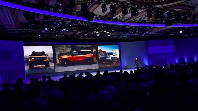 Những điều cần biết về Ford Baby Bronco sắp ra mắt: Ngang Escape nhưng thiết kế hao hao Mẹc G - Ảnh 2.