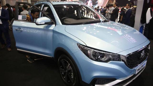 Thị trường ô tô Thái Lan sụt giảm, Việt Nam tăng trưởng kỷ lục - Ảnh 1.