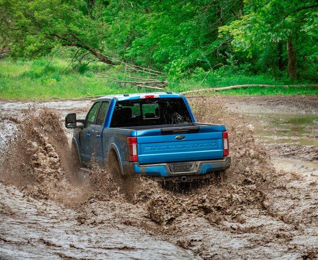 Ford trang bị công nghệ thường thấy trên siêu xe cho bán tải - Ảnh 2.