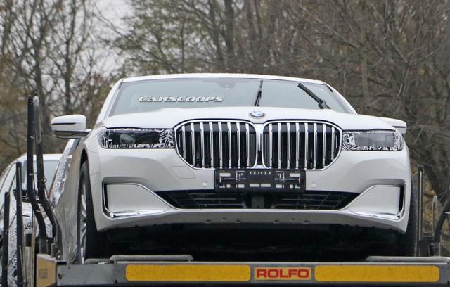 BMW 7-Series thế hệ mới lần đầu lộ diện, đe nẹt Mercedes-Benz S-Class  - Ảnh 1.