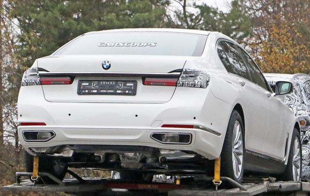 BMW 7-Series thế hệ mới lần đầu lộ diện, đe nẹt Mercedes-Benz S-Class  - Ảnh 2.