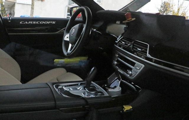 BMW 7-Series thế hệ mới lần đầu lộ diện, đe nẹt Mercedes-Benz S-Class  - Ảnh 3.