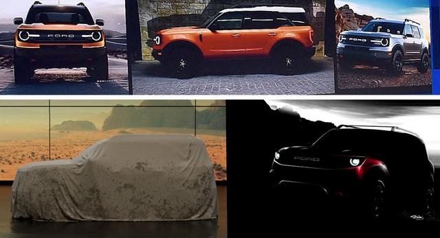 Những điều cần biết về Ford Baby Bronco sắp ra mắt: Ngang Escape nhưng thiết kế hao hao Mẹc G - Ảnh 1.