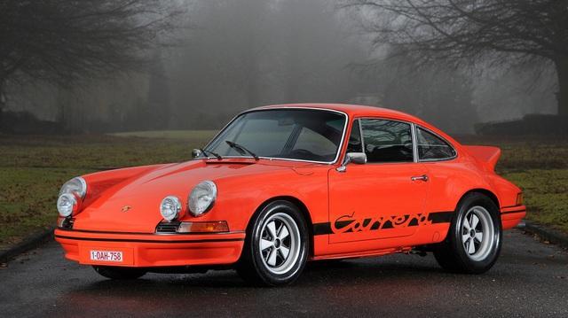 Tỉ phú mua xe Porsche cổ qua mạng, nhận cái kết vô cùng đắng