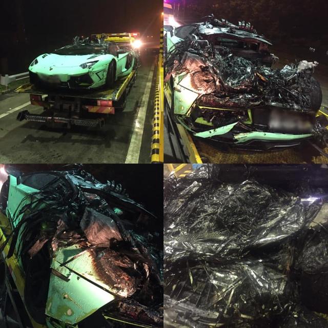 Dân chơi đồng hồ khét tiếng Hà Nội hồi sinh Lamborghini Aventador bị cháy rụi: 'Tưởng như chỉ còn là cân sắt vụn' - Ảnh 1.