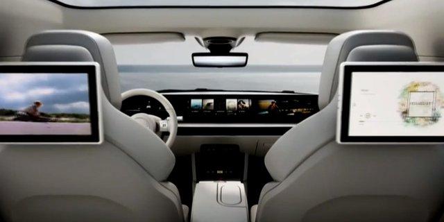 Không chỉ sedan, Sony còn đang âm thầm phát triển SUV - Ảnh 4.