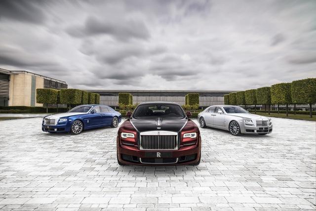 Rolls-Royce đứng trước kỷ lục khủng khiếp tạo dựng nhờ Cullinan - Ảnh 1.