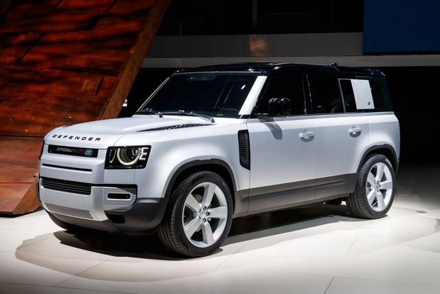 Land Rover Defender 2020 chốt giá từ 3,715 tỷ đồng tại Việt Nam - Ảnh 1.