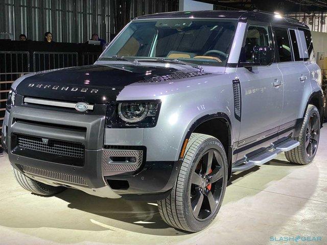 Land Rover Defender 2020 chốt giá từ 3,715 tỷ đồng tại Việt Nam - Ảnh 4.