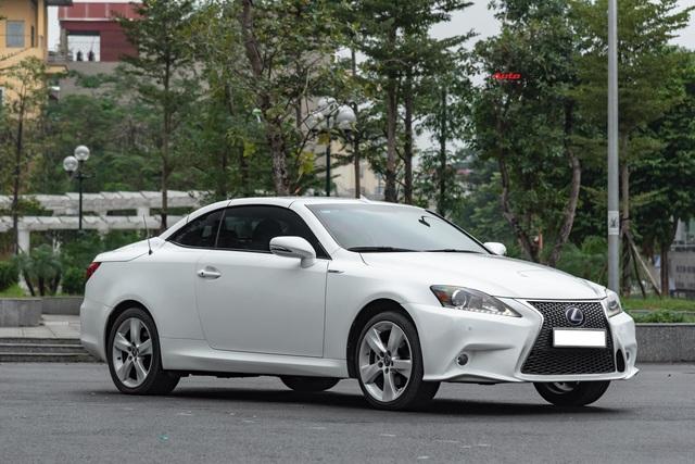 Lột xác nhờ thay đổi nhỏ, Lexus IS250C có giá bán lại 1,2 tỷ đồng sau 9 năm tuổi - Ảnh 4.