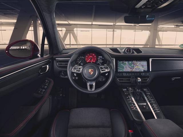 Porsche Macan GTS được phân phối chính hãng tại Việt Nam, giá bán từ 4,28 tỷ đồng - Ảnh 3.