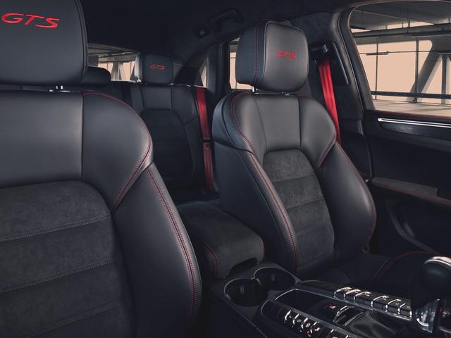 Porsche Macan GTS được phân phối chính hãng tại Việt Nam, giá bán từ 4,28 tỷ đồng - Ảnh 4.