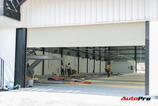 Lộ diện showroom mới của Lamborghini tại Việt Nam - Cách không xa đối thủ Ferrari - Ảnh 6.