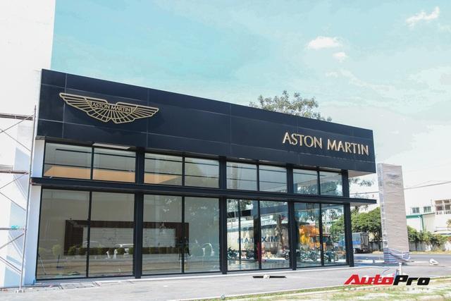 Lộ diện showroom mới của Lamborghini tại Việt Nam - Cách không xa đối thủ Ferrari - Ảnh 4.