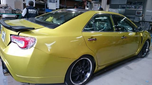 Toyota Camry giả danh GT86 chuẩn bị trình làng