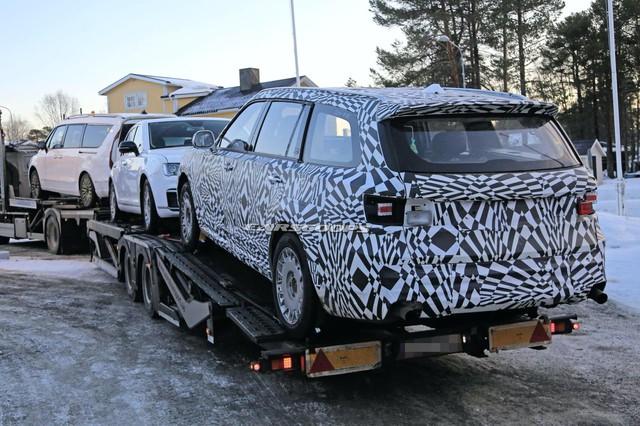 Sau sedan, Rolls-Royce nước Nga làm SUV đấu hẳn Cullinan - Ảnh 3.