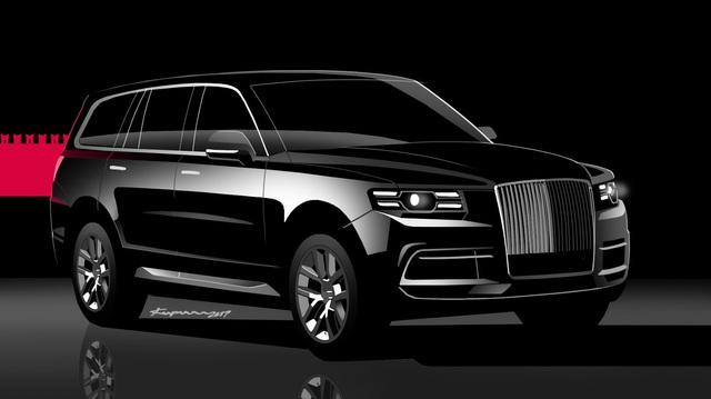 Sau sedan, 'Rolls-Royce nước Nga' làm SUV đấu hẳn Cullinan