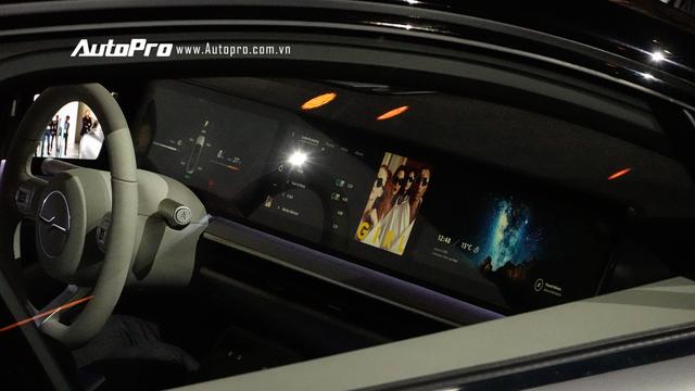 Sony khẳng định không có tham vọng lấn sân sang làng ô tô - Ảnh 4.